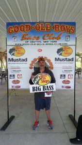 Bass Pro Shops Big Bass John Woods - 4.13 pounds