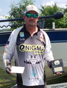 Don Bell-1st Place Boater - Cross Lake 16.85
