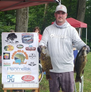 Don Bell 1st Place Oneida Lake 12.75