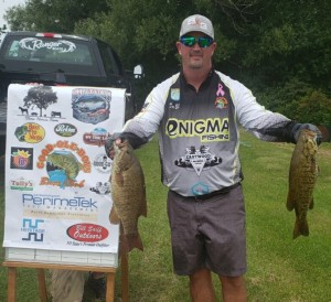 Don Bell 1st Place Chaumont Bay 20.66