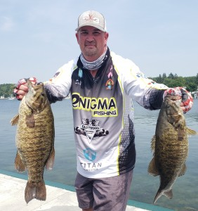 Bell wins GOB 2 day Classic with 38.45lbs