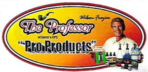 """The Professor"" Wilson Frazier Pro Products"