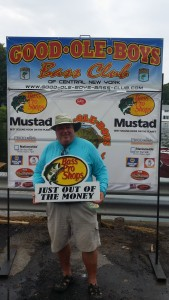 Bass Pro Shops Just Out Of The Money - Bill Kays - 9.29