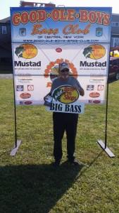 Big Bass - Jack Wilson - 3.54 pounds