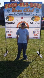 3rd Place - Chris Sperling - 9.77 pounds
