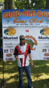 3rd Place - Kevin Stone - 9.35 pounds.