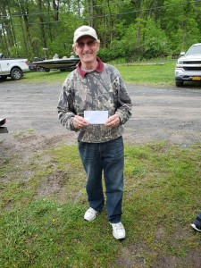 Bill Bell - 2nd Place Co-Angler