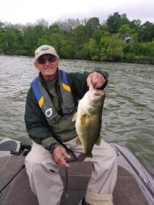 Bass Pro Shops Big Bass - Bill Bell 5lb 8oz