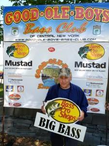 Bass Pro Shops Big Bass - Tom Hudson - 5.37