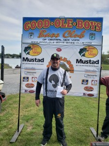3rd place - Don Bell - 10.97 pounds