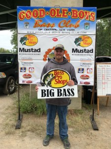 Chris Sperling - Bass Pro Shops Big Bass Day 1 and Day 2 - 4.95 and 3.72