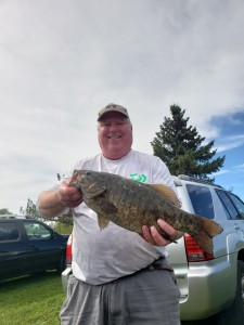 Bill Kays - 5.71 smallmouth