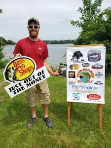 Kevin Stone Bass Pro Shops Just Out Of The Money 14.46