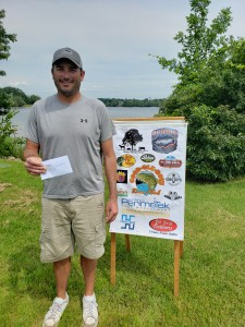 Kevin Schneider 4th Place Boater 15.07