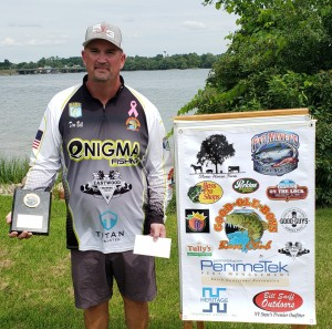 Don Bell 1st Place Boater 20.66