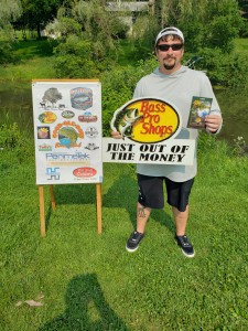 Wayne Parker Bass Peo Shops Just Out Of The Money 5.60