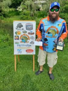 Jon Metot 1st Place Skaneatles Lake 14.32
