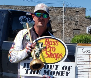Don Bell Bass Pro Shops Just Out Of The Money 5.33 pounds